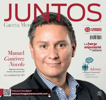 Juntos Gaceta Mercantil - Agosto 2017