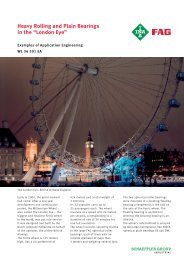 """Heavy Rolling and Plain Bearings in the """"London Eye"""": Examples of ..."""