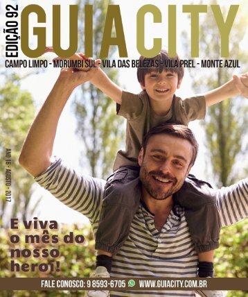 Revista Eletrônica Guia City Campo Limpo ed 92