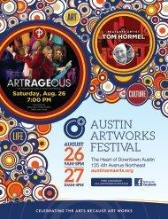 Austin Artworks Festival 2017