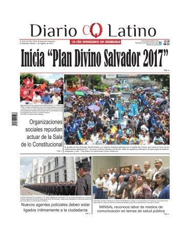 Edición 1 de Agosto de 2017