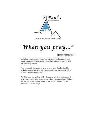 St P's Prayer Book (a5)