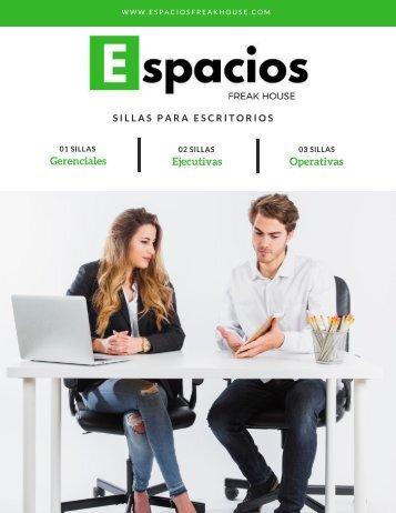 Brochure Sillas Oficina