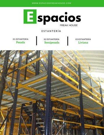 Brochure Estantería