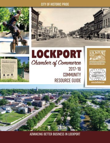 Lockport Chamber Guide 2017