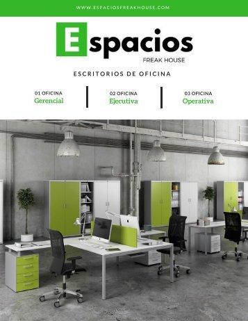Brochure Escritorios Oficina