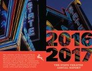 state theatre annual report FINAL April 14 2017