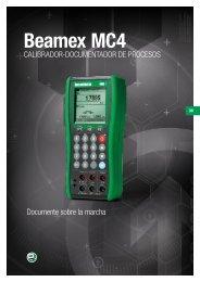 Beamex-MC4-brochure-ESP