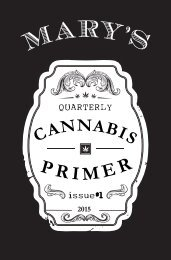#1: Introduction to Cannabis Medicine