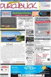 Durchblick Nr. 31, Ausgabe Vaihingen
