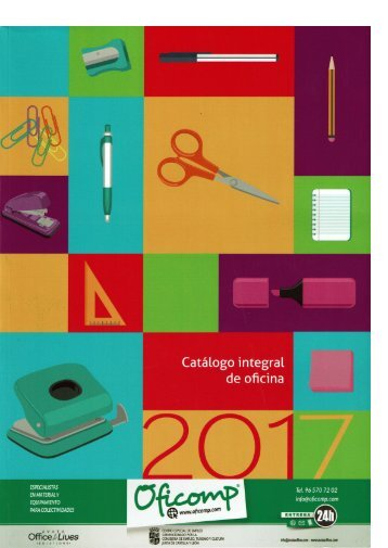 Catalogo Integral Oficinas Avata Office 2017