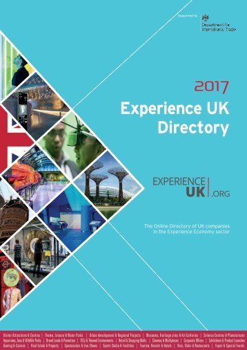 Experience UK 2017 Directory 2017