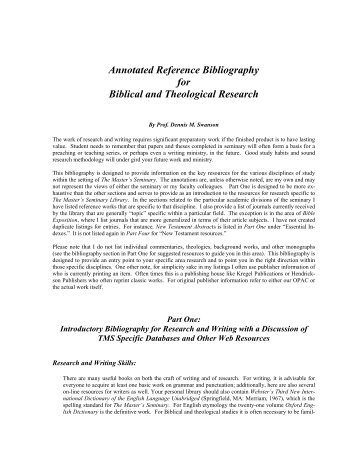 define annotated bibliography in literature A research guide for students what is an annotated bibliography the definition of an annotated bibliography is a list of citations to the works that.