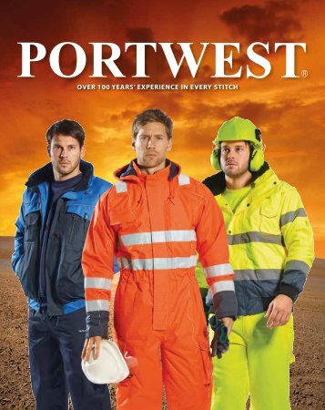 portwest catalog
