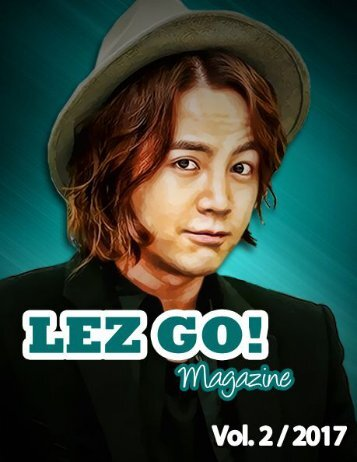 Lez Go Magazine Vol.2