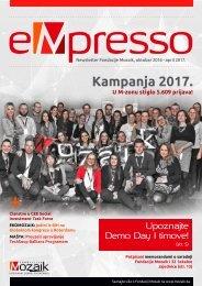 eMpresso Vol. 1 - F. Mozaik Newsletter