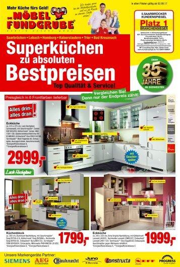 Die Möbelfundgrube KW 31 Küchen