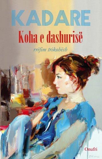 KOHA E DASHURISE