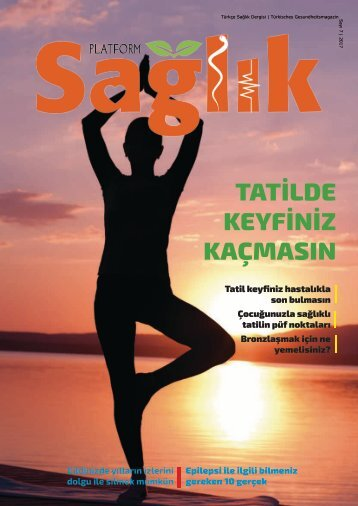 Sağlık Dergisi 7. sayı