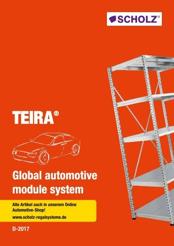TEIRA Katalog Global automotive 2017 D