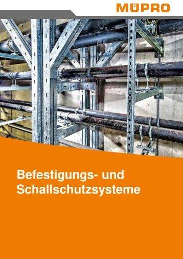 MÜPRO Katalog 2019 DE