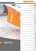 MÜPRO Katalog 2019 DE - Seite 3