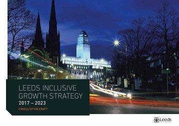 LEEDS GROWTH STRATEGY DOCUMENT
