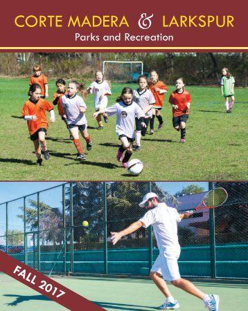 Corte Madera Fall Winter 2017 brochure