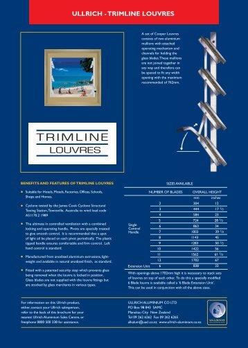 TF2II\/ILINE - Ullrich Aluminium