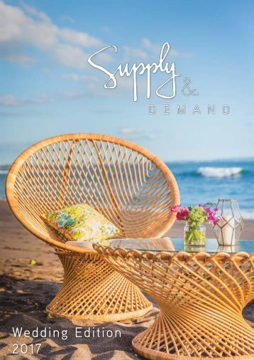___Supply & Demand - Brochure Wedding 2017 pages