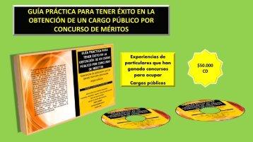 GUIA CONCURSO MERITOS