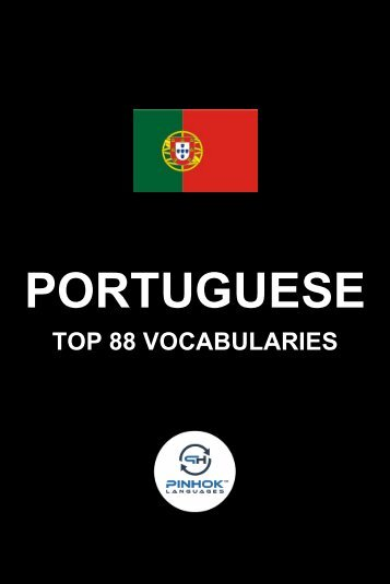 Portuguese Top 88 Vocabularies