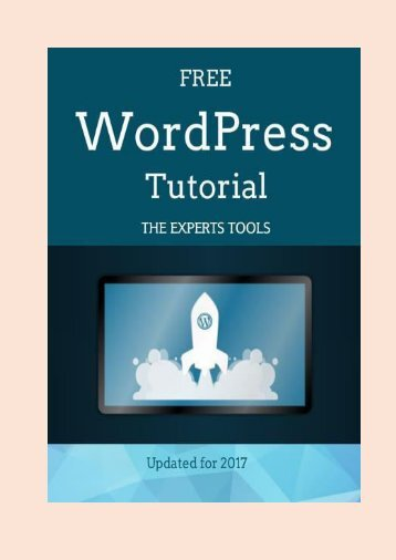 25 Free WordPress Tutorials