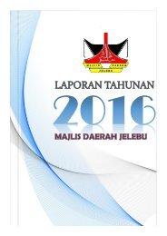 laporan tahunan 2016