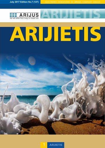 Arijietis July Edition