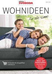 Katalog 2017/18 WOHNIDEEN - Möbel Svoboda