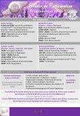 Bulletin d'inscription Route AutAu Provence octobre 2017 - Page 2