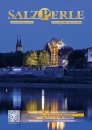 SALZPERLE - Stadtmagazin Schönebeck (Elbe) - Ausgabe 08+09/2017