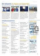 SALZPERLE - Stadtmagazin Schönebeck (Elbe) - Ausgabe 08+09/2017 - Page 5