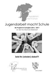 Angebotsflyer Eibelstadt 2016- 2017