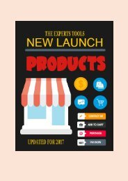 8 New Launch Products