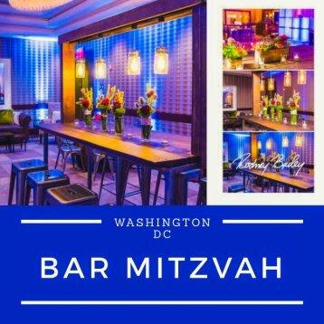 Mitzvah photographers DC