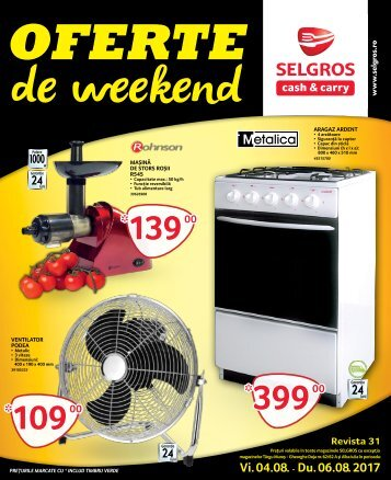 31 oferte de weekend 2017 interactiv 300 dpi