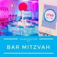 Bat and Bar Mitzvah Photography