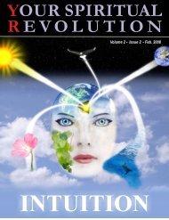Your Spiritual Revolution - February 2008