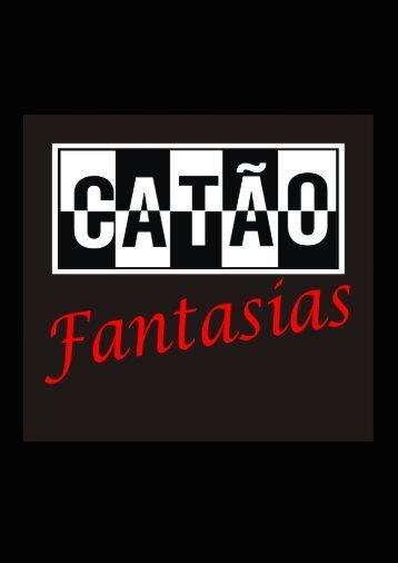 catalogo catão fantasias