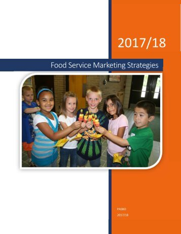 Food Service Marketing Strategies