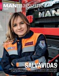 MANMagazine Camiones 1/2017 España