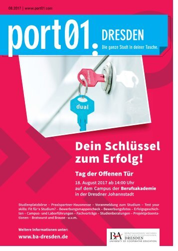 port01 Dresden | 08.2017