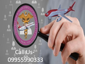 Get an Affordable of Panchmukhi Air Ambulance Service from Patna to Delhi